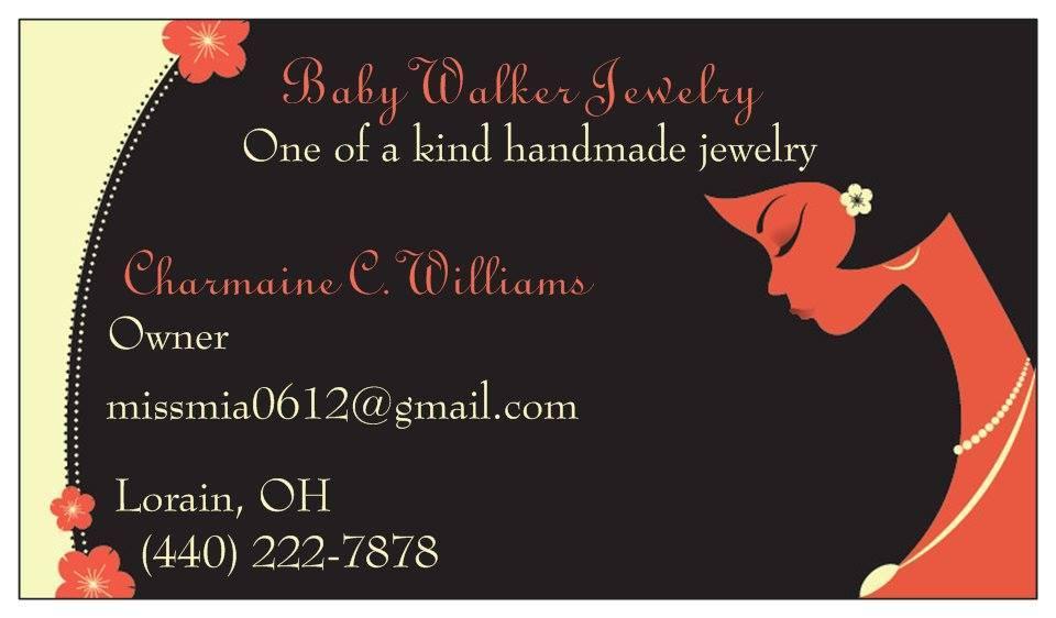 baby walker jewelry