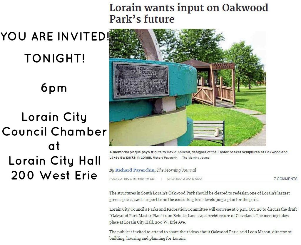 Oakwood notice