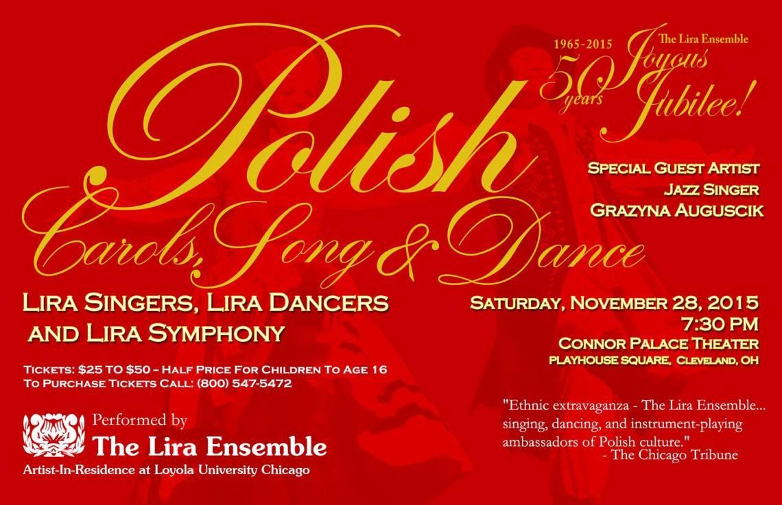 112815 polish carols song dance