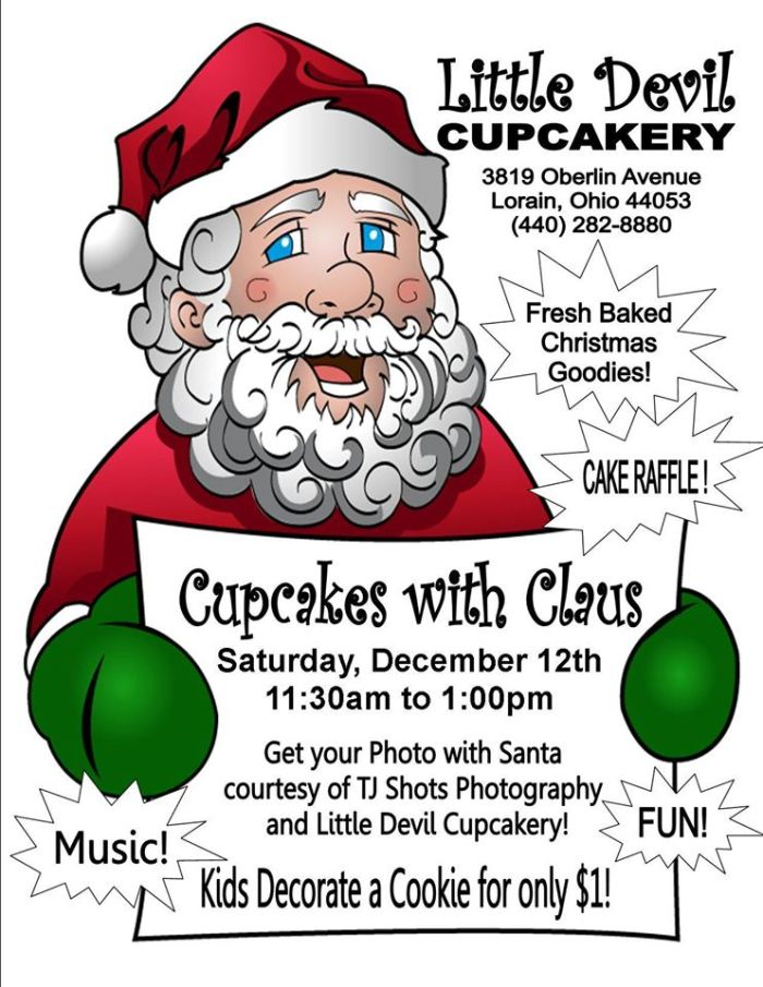 121215 cupcakes with claus