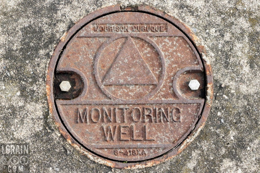 monitoring well 01