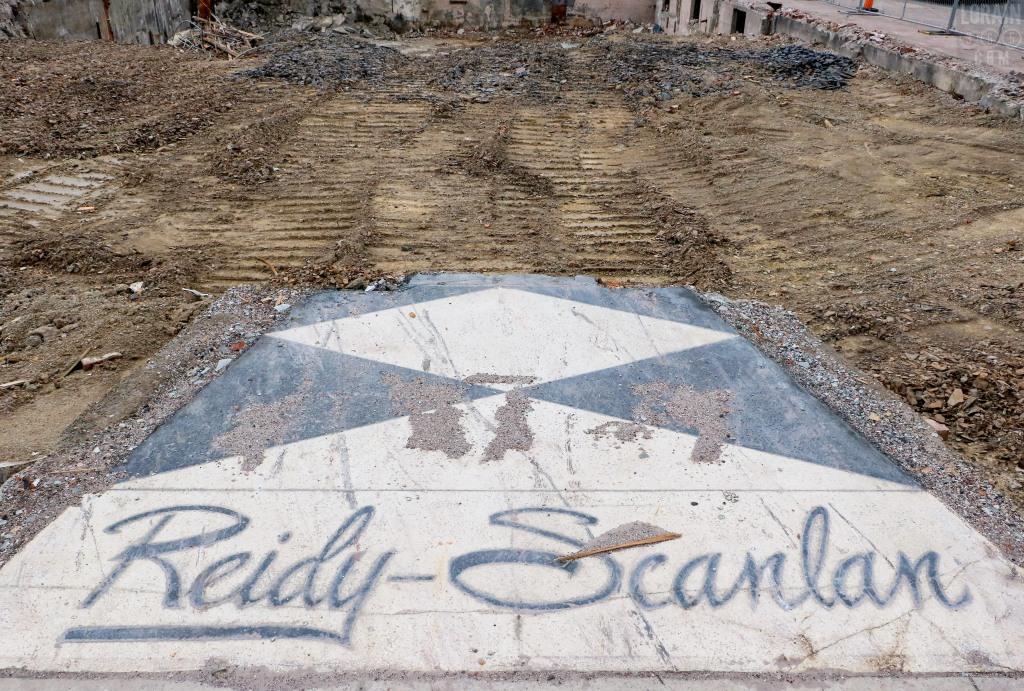 Reidy Scanlan entrance logo 010316