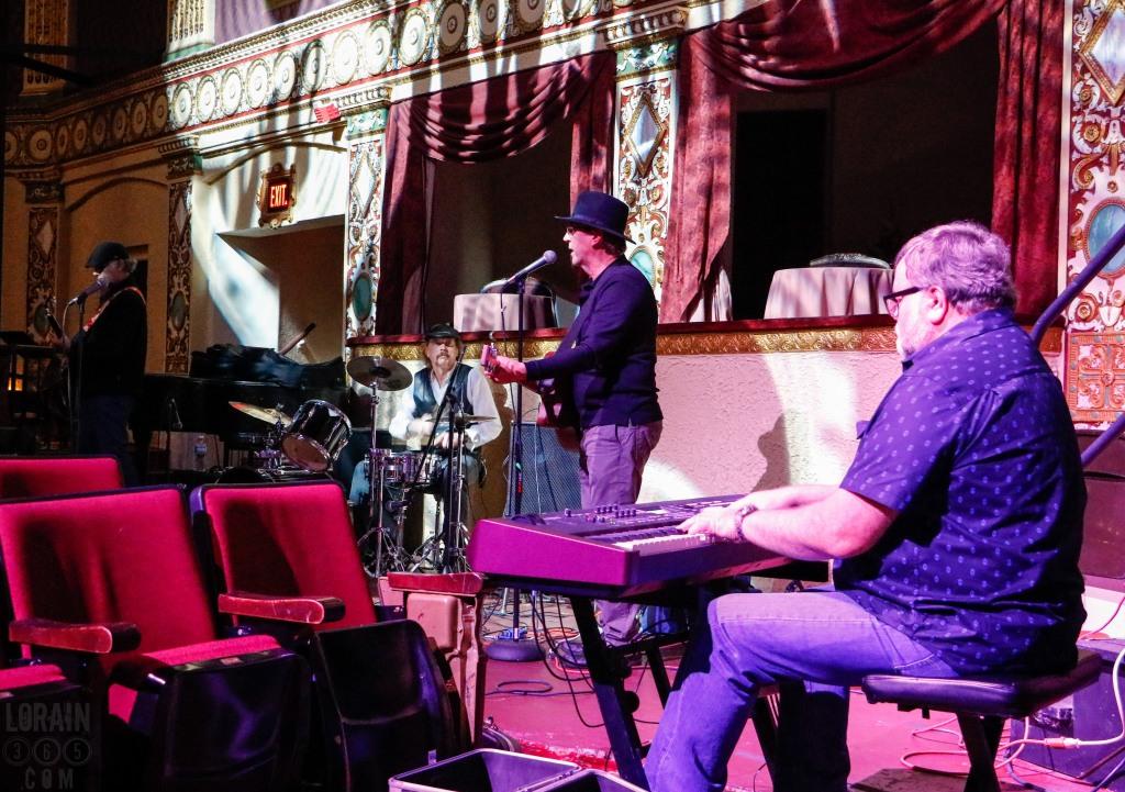 The Skip Werke Band Lorain Palace 010815
