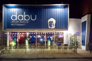 dabu asian fusion restaurant at 939 Broadway, Lorain OH