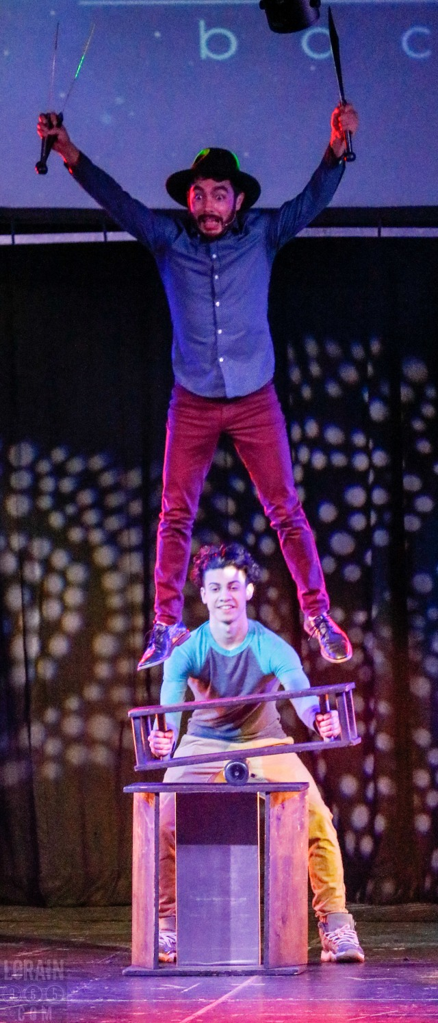 juggling the juggler