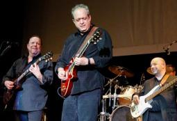 Chris Wintrip [Brimstone], Marty Lee Hoenes [Donnie Iris & the Cruisers], Warren Henry [bassist]