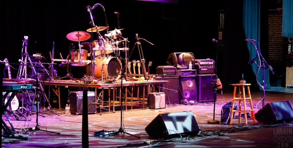 stage still life