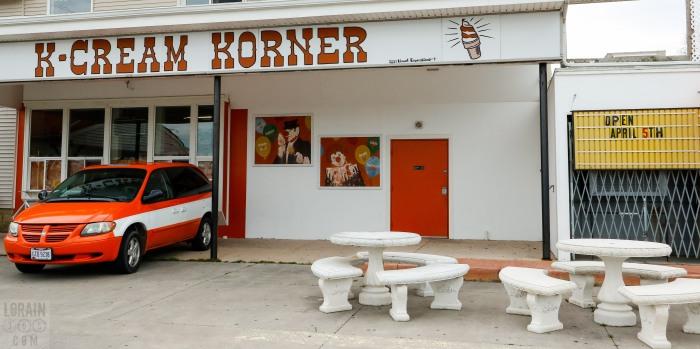K Cream Korner Opening Day 040516