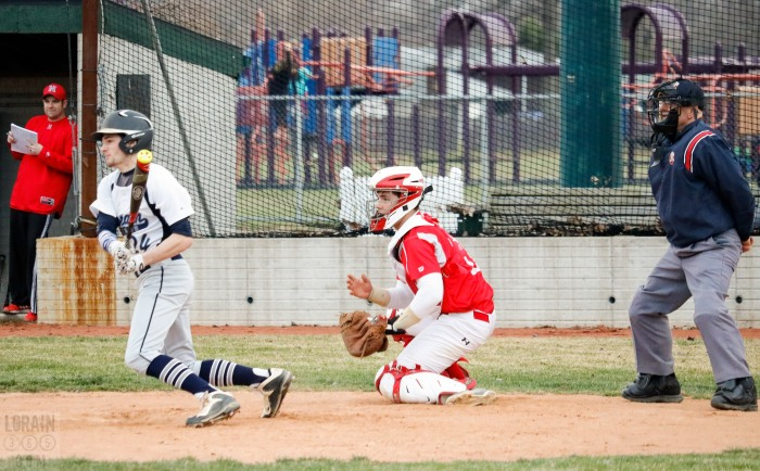 Lorain Titans Varsity Baseball 2016-001