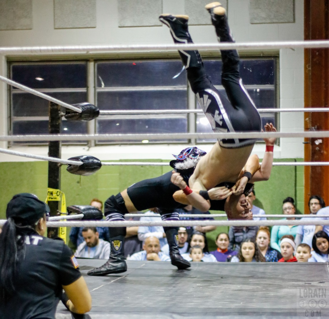 Maximum Assault Wrestling 031916