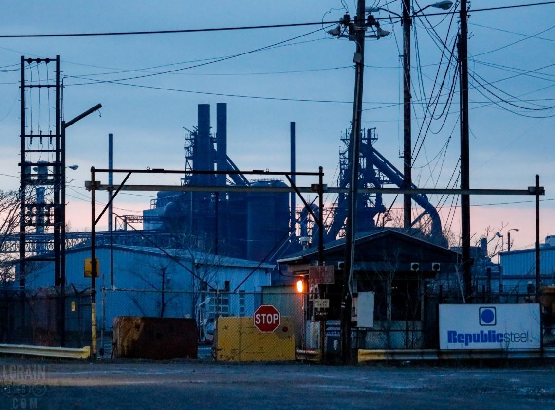 steel mill blues 031616