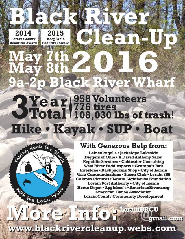 Black River Clean Up 2016