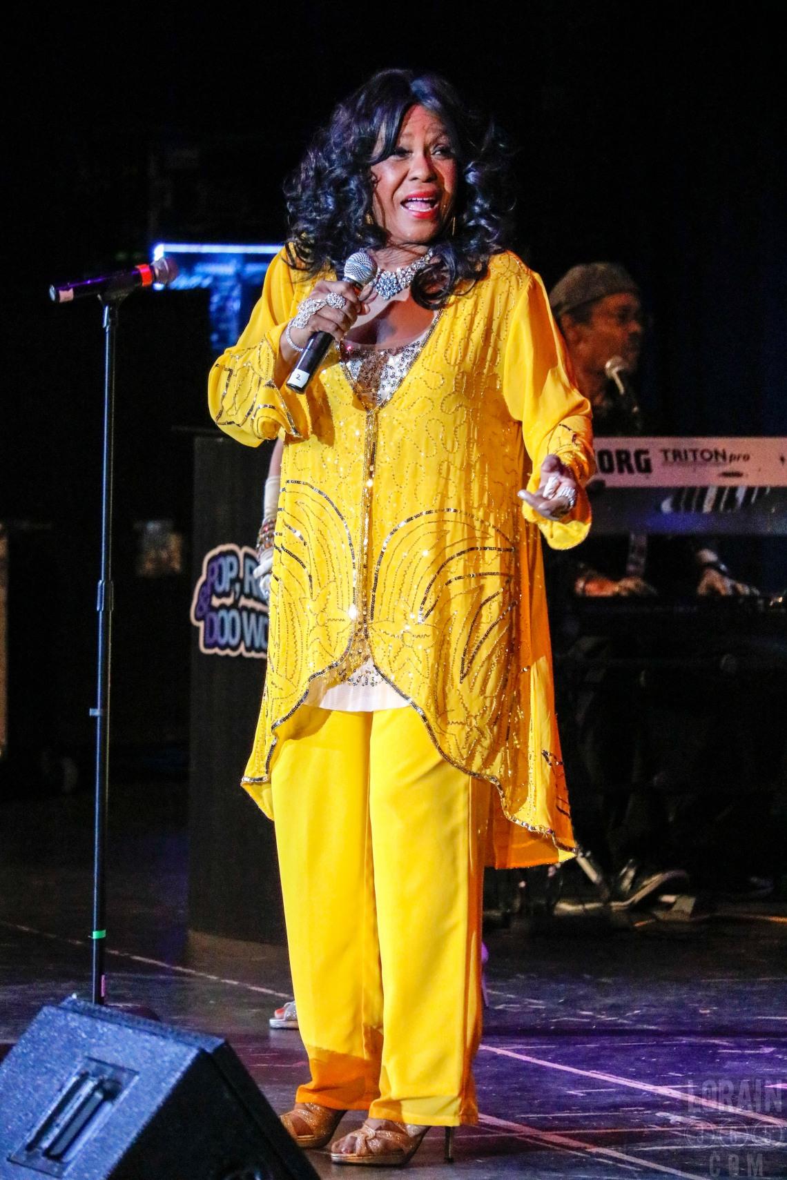 Shirley Alston Reeves Pop Rock Doo Wopp 040816