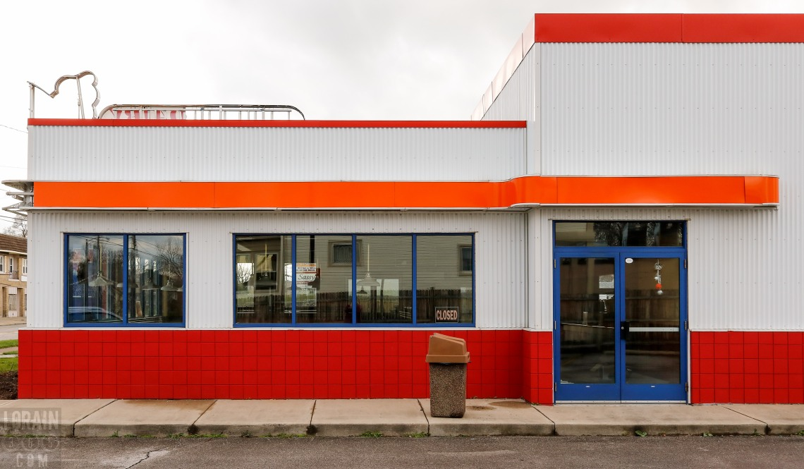 transformation to orange K-Cream Parlour