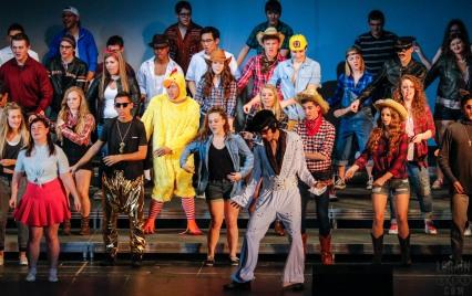 Amherst Choir PopShow 50th 051316