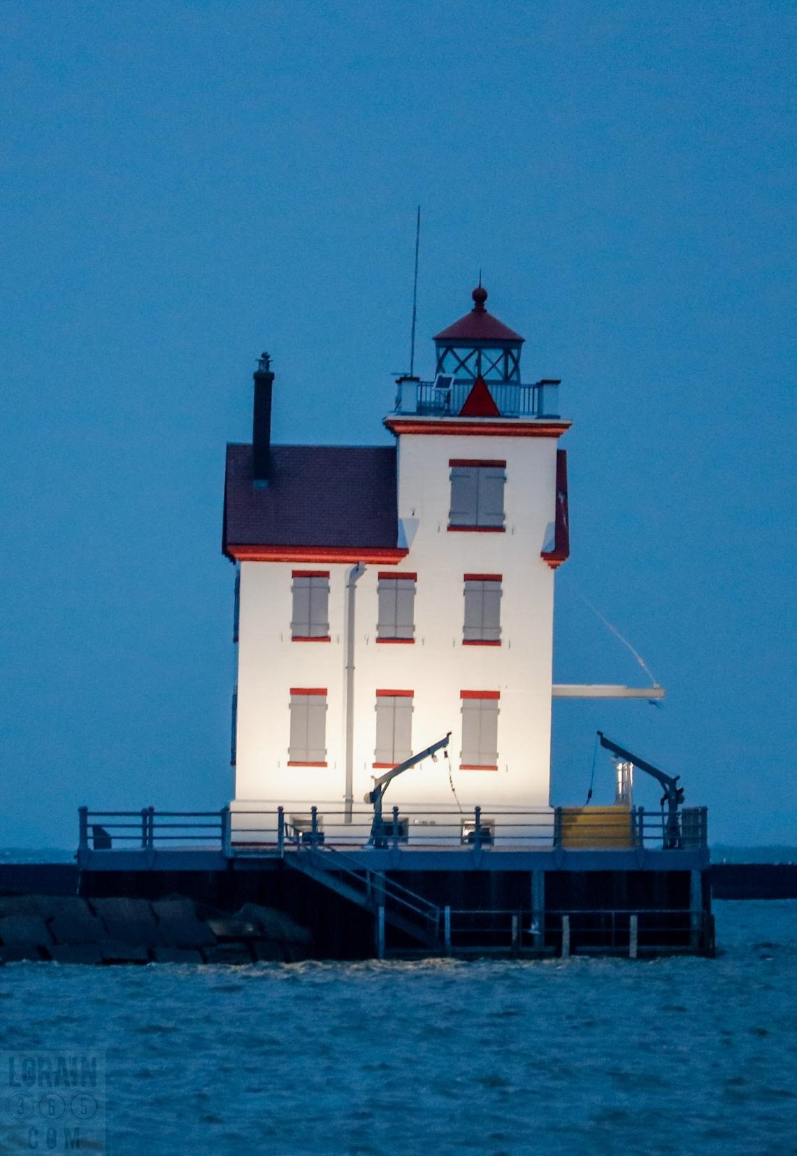 Lorain Lighthouse 042616