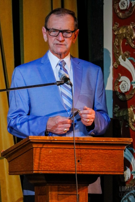 Master of Ceremonies, Steve Bansek
