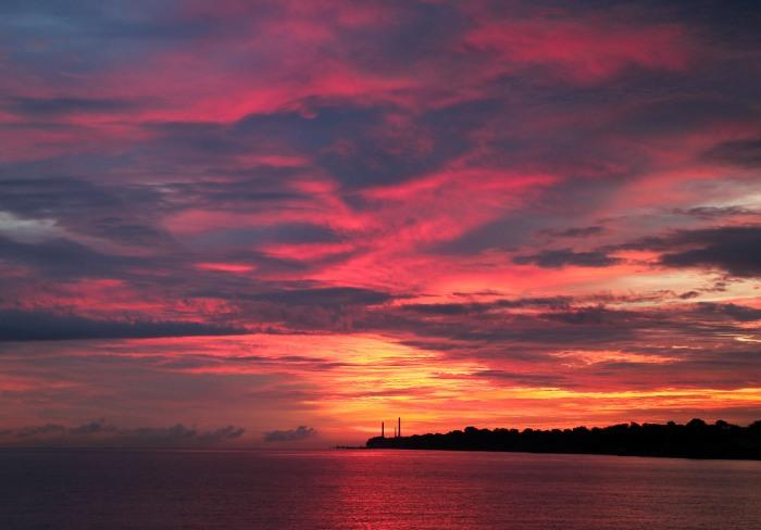 sunrise 081716