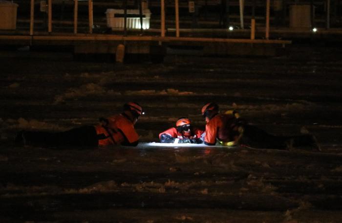 USCG ice rescue training 020218 02