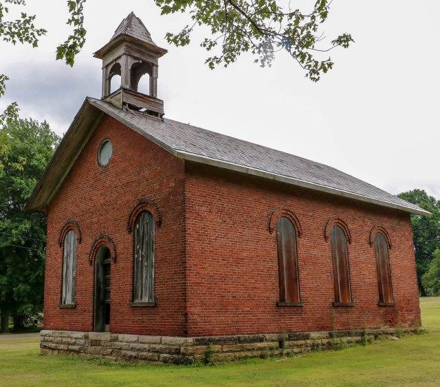 schoolhouse or church 072018