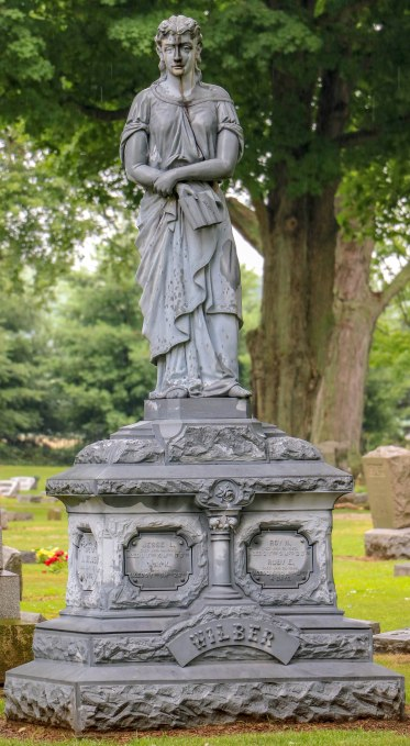 Wilber grave 072018